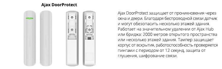 Ajax DoorProtect_750x417